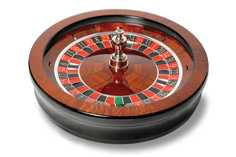 CONNOISSEUR | American Roulette Wheel