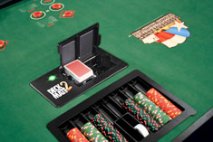 DECK MATE 2 | Shuffle Machine for Poker Room