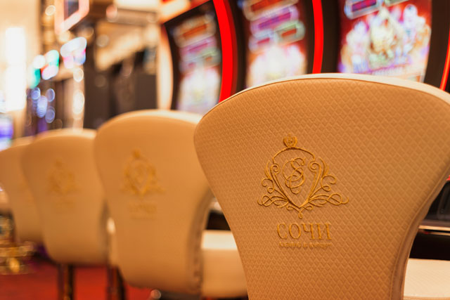 FLORENCE ERGO | Seating for slot machines & casino tables
