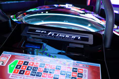 FUSION™ AUTO | Electronic roulette station