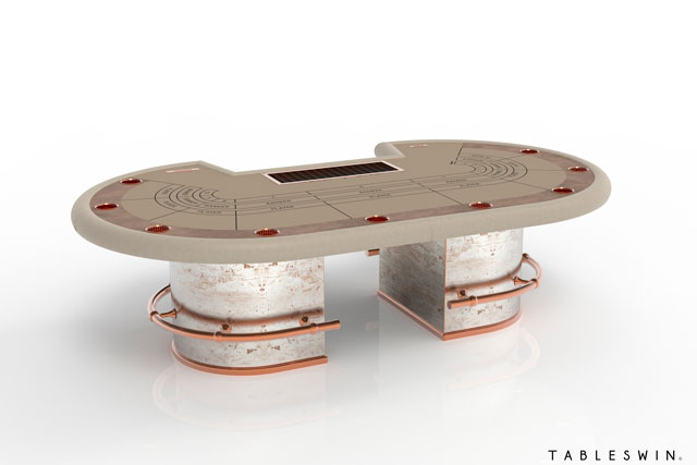 GAMBLER | Casino table for baccarat