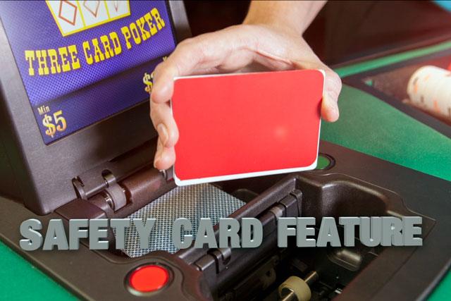 i-Deal покерная шафл машина для казино, скорость игры и безопасность