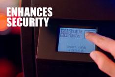 Шафл машина ONE2SIX™ одно- или многоколодного перемешивания, сочетает в себе простоту в использовании и инновационные технологии.