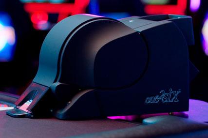 Казино шафл машина one2six для блэкджека и покерных игр.