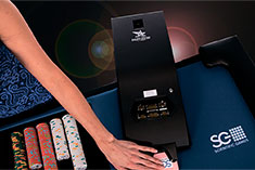 SHUFFLESTAR™   Быстрая и безопасная раздача карт на блэкджеке