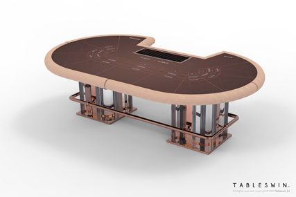 VENICE | Casino table for baccarat
