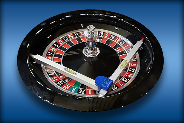 WHEEL LEVEL | Precision roulette wheel leveler
